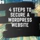 feature image of how to secure a wordpress website jjramirez albuquerque website design